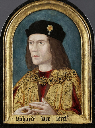 By Unknown artist; uploaded to wikipedia by Silverwhistle (Richard III Society website via English Wikipedia) [Public domain], via Wikimedia Commons