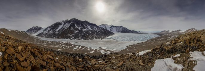 What Happens When Antarctica Melts?