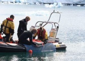 Ocean Floor Warming Affects Antarctic Seabed Life